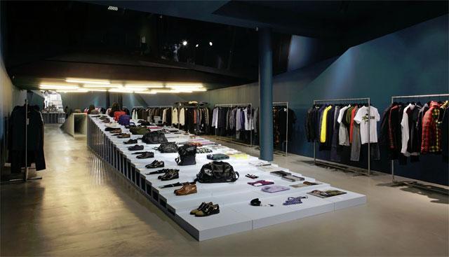Märkeskläder butik